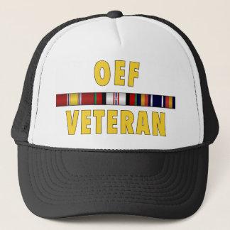 OEFの獣医の帽子 キャップ