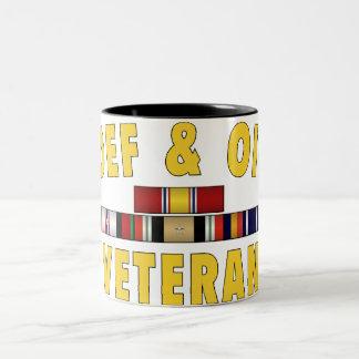 OEF及びOIFのマグ ツートーンマグカップ