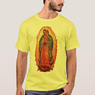 Ofグアダルペ私達の女性 Tシャツ
