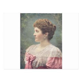 Of Connaught公爵夫人 ポストカード