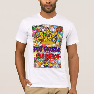 OF POGS主 Tシャツ
