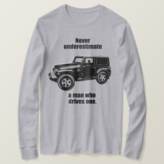 Off Roading and SUV Enthusiast Tシャツ