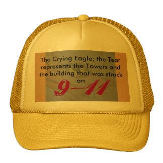 Offuttの空軍基地 トラッカー帽子