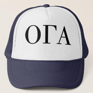 OGAの帽子 キャップ