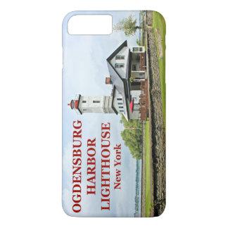 Ogdensburg港の灯台、ニューヨーク iPhone 8 Plus/7 Plusケース