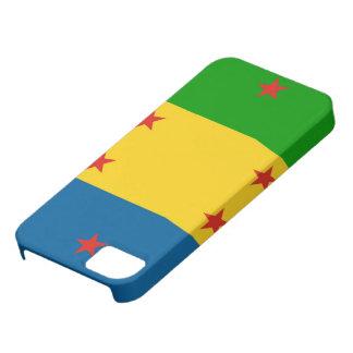 ogoniの人々の民族の旗のナイジェリアの国の少数 iPhone 5 ケース