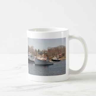 Ogunquitメイン コーヒーマグカップ