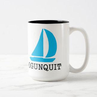 Ogunquit ツートーンマグカップ
