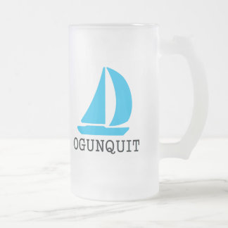 Ogunquit フロストグラスビールジョッキ