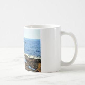 Ogunquit、メイン コーヒーマグカップ