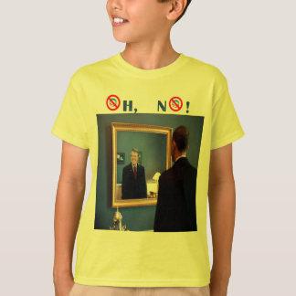 Ohいいえ! ジミー・カーター、しかしより速く! tシャツ