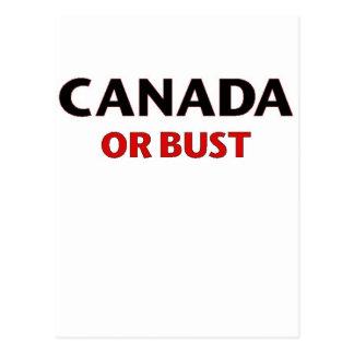 Ohカナダ ポストカード