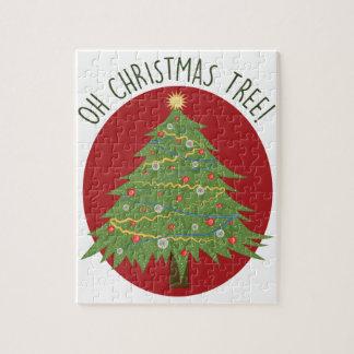 Ohクリスマスツリー ジグソーパズル