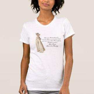 OhジェーンAustenの愛のために Tシャツ