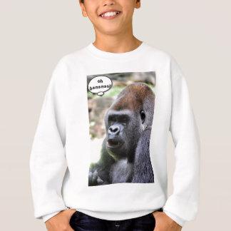 Ohバナナ! 大型類人猿 スウェットシャツ