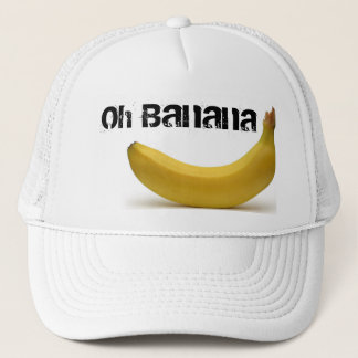 Ohバナナ-帽子 キャップ