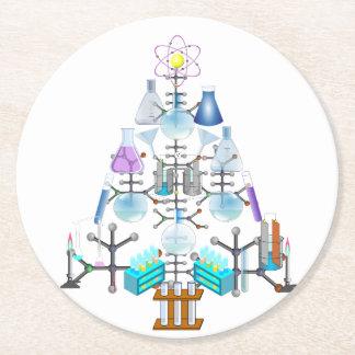 Oh化学、Oh化学者の木 ラウンドペーパーコースター