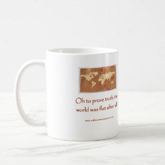 Oh真実のマグ2のイメージを証明するため コーヒーマグカップ