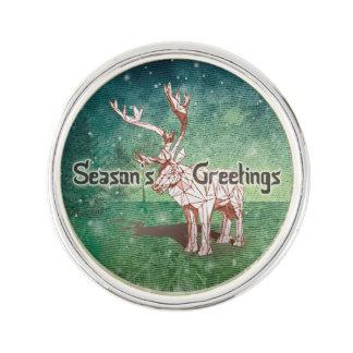 Oh Deer~の私のメリークリスマス!  のラペルピン ラペルピン