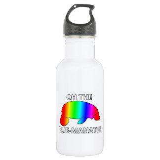 Oh HUE-MANATEE ウォーターボトル