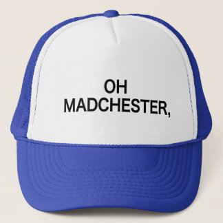 oh madchester, キャップ