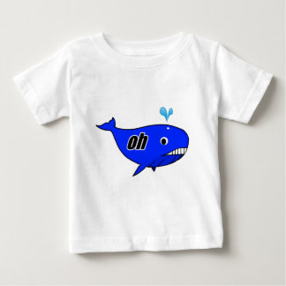 Oh Waleああ ベビーTシャツ