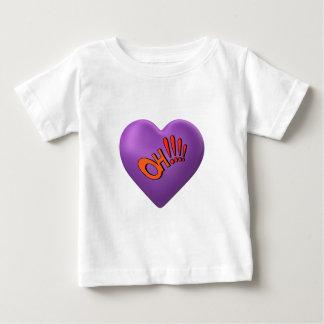 Ohh私の愛 ベビーTシャツ