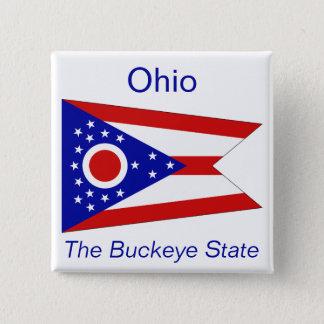 Ohioanの旗ボタン 缶バッジ