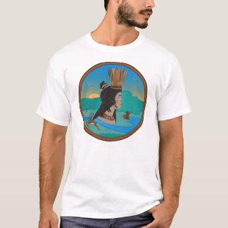 Ohlone場面 Tシャツ