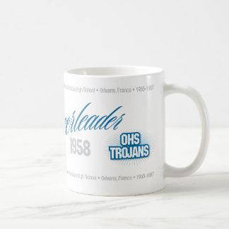 OHSの(1958年の)チアリーダーのマグ1 コーヒーマグカップ