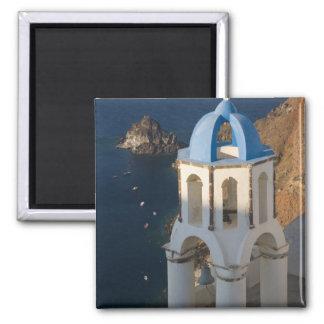 Oia 2のSantoriniの町のギリシャそしてギリシャの島 マグネット