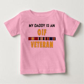 OIFの獣医のお父さん ベビーTシャツ