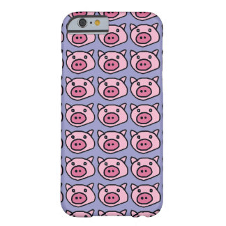 oink -ブタ barely there iPhone 6 ケース