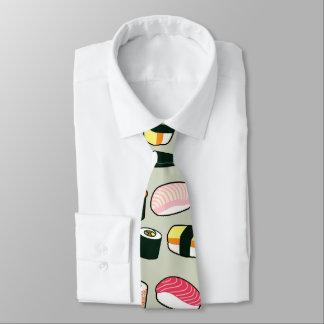 Oishiiの寿司のおもしろいのイラストレーションパターン カスタムタイ