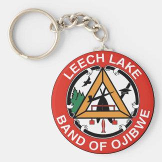 Ojibweのleech湖バンド キーホルダー
