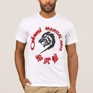 Okamiの武道 Tシャツ