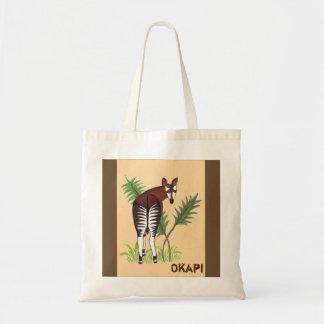 Okapi トートバッグ