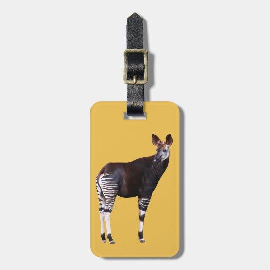 Okapi ラゲッジタグ