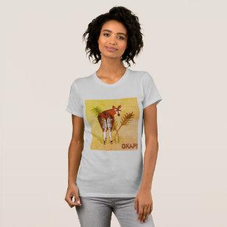 Okapi Tシャツ
