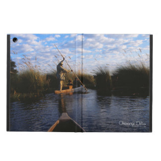 Okavangoのデルタ iPad Airケース