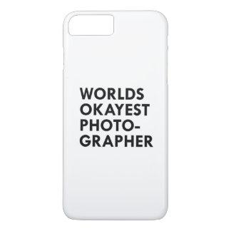 Okayestのカメラマン iPhone 8 Plus/7 Plusケース