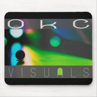 Okcの視覚資料 マウスパッド