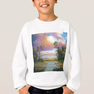Okeechobeeフロリダ スウェットシャツ
