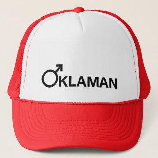 Oklamanのトラック運転手の帽子 キャップ
