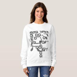 OLのアンティークのセーター スウェットシャツ