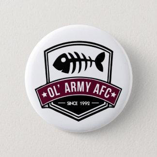 Olの軍隊AFCボタン!!! 缶バッジ