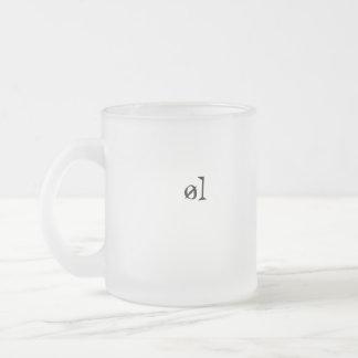 øl フロストグラスマグカップ