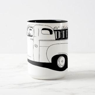 Ol Realiable ツートーンマグカップ