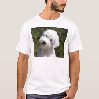 Old_English_Sheep_Dogの子犬 Tシャツ