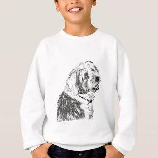 Old English Sheepdog スウェットシャツ